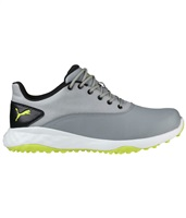 Puma Grip Fusion Shoes Quarry/Acid/Lime/Black