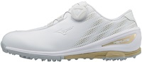Mizuno Ladies Nexlite 004 Boa Shoes White/Gold 2018