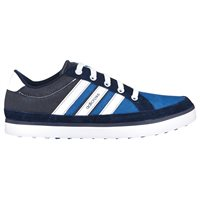 Adidas Adicross IV Golf Shoes Wide - Satellite/White/Navy