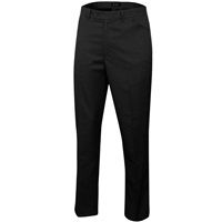 Island Green Tapered Slim Fit Mens Golf Trousers Black 2018