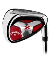 Callaway X Series Irons 5PWSW Irons Steel Shaft