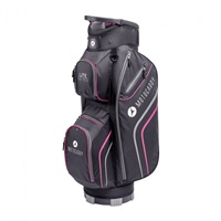 Motocaddy Lite-Series Golf Cart Bag Black/Fuchsia 2018