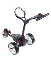 Motocaddy M1 Electric Trolley 18 Hole Lithium Battery Black
