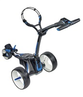Motocaddy M5 CONNECT Electric Trolley 18 Hole Lithium Battery Black