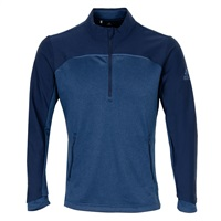 Adidas Go-To Adapt 1/4 Zip Sweatshirt Collegiate Navy/Night Marine 2018