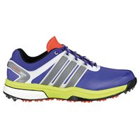 Adidas Adipower Boost Golf Shoes - Night Flash/Iron/Yellow