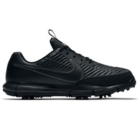Nike Golf Explorer 2 S Golf Shoes Black/Black Metallic Dark Grey