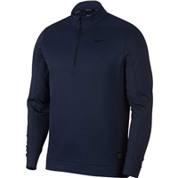 Nike Golf Therma Repel Half-Zip Golf Top College Navy/Black 2018