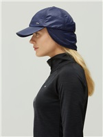 Rohnisch Ladies Padded Logo Cap Indigo Night 2018