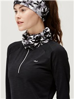 Rohnisch Ladies Warming Neckwarmer Grey Lily 2018