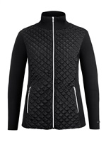 Rohnisch Ladies Fairway Jacket Black 2018