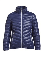 Rohnisch Ladies Light Down Jacket Indigo Night 2018