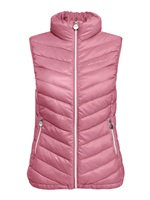 Rohnisch Ladies Light Down Vest Blush 2018