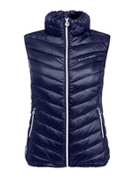 Rohnisch Ladies Light Down Vest Indigo Night 2018