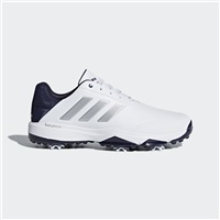Adidas Adipower Bounce Wide Shoes Ftwr White/Silver Metallic/Noble Ink