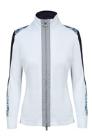 Daily Sports Ladies Ina Jacket White 2018
