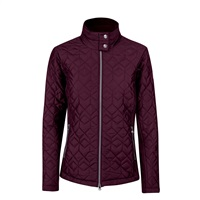 Daily Sports Ladies Milla Wind Jacket Wine 2018