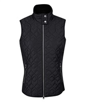 Daily Sports Ladies Milla Wind Vest Black 2018