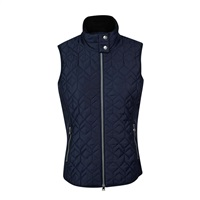 Daily Sports Ladies Milla Wind Vest Navy 2018