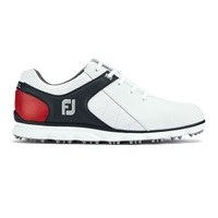 FootJoy Pro SL Shoes White/Navy/Red