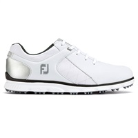 FootJoy Pro SL Wide Fit Shoes White/Silver