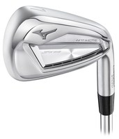 Mizuno JPX 919 Hot Metal Irons Steel Shaft