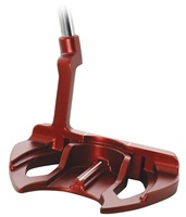 Ben Sayers XF Red NB3 Putter 2018
