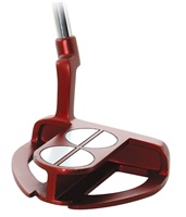 Ben Sayers XF Red NB4 Putter Right Hand