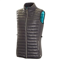 Green Lamb Ladies Jillian Core Padded Gilet Charcoal 2018