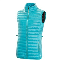 Green Lamb Ladies Jillian Core Padded Gilet Lagoon 2018