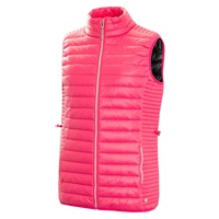Green Lamb Ladies Jillian Core Padded Gilet Rose 2018