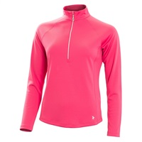 Green Lamb Ladies Lillian Core Tech Mid Layer Top Rose 2018
