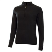 Green Lamb Ladies Windbarrier Sweater Black 2018