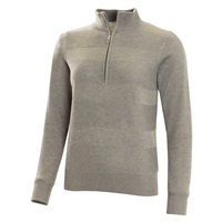 Green Lamb Ladies Windbarrier Sweater Grey Marl 2018