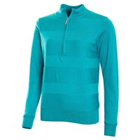 Green Lamb Ladies Windbarrier Sweater Lagoon 2018