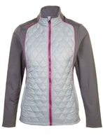 Proquip Ladies Therma Sarah Jacket Grey 2018