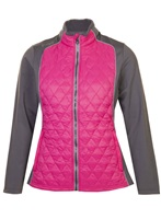Proquip Ladies Therma Sarah Jacket Pink 2018