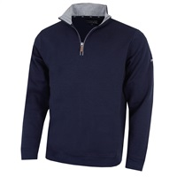 Proquip Mistral Zip Neck Jersey Top Navy 2018
