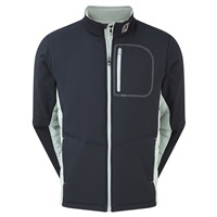 FootJoy Thermal Quilted Jacket Navy/Heather Grey 2018