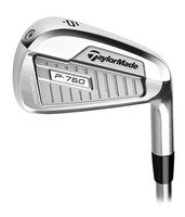 TaylorMade P760 Irons Steel - Custom Fit