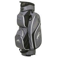 Powakaddy Deluxe Edition Bag Black/Gunmetal/Silver