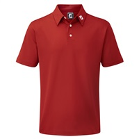 FootJoy Athletic Red Corporate Polo Shirt