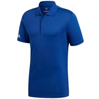 Adidas Performance Blue Corporate Polo Shirt
