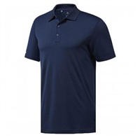 Adidas Performance Navy Corporate Polo Shirt