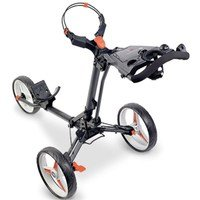Motocaddy P1 Push Trolley Graphite/Red