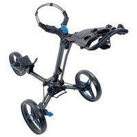 Motocaddy P1 Push Trolley Graphite/Blue