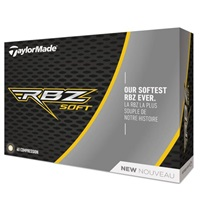 TaylorMade RBZ Soft Golf Balls White