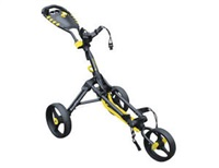 Masters iCart One Compact - 3 Wheel Push Trolley