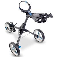 Motocaddy Cube Push Trolley Graphite/Blue