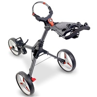 Motocaddy Cube Push Trolley Graphite/Red